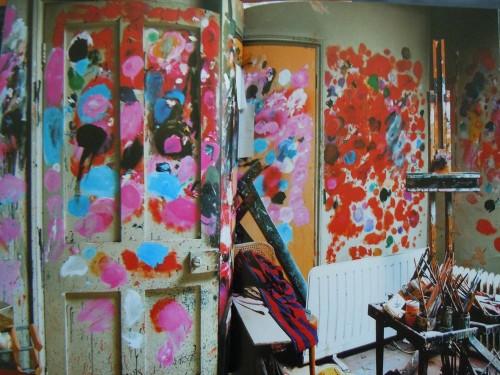 El taller de Francis Bacon: una obra de arte en sí misma
