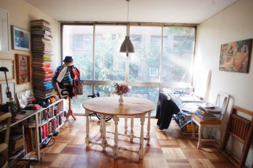 Jerónimo, Andrés y Gabriel, diseñador, fotógrafo e ilustrador