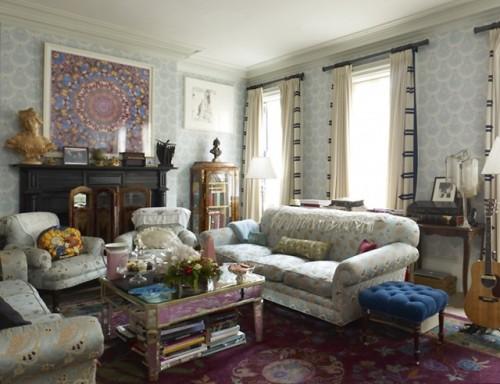 La casa de Courtney Love