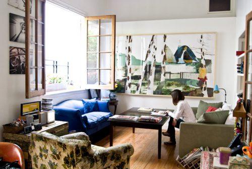 Casas en Buenos Aires vía Slanted Mansion