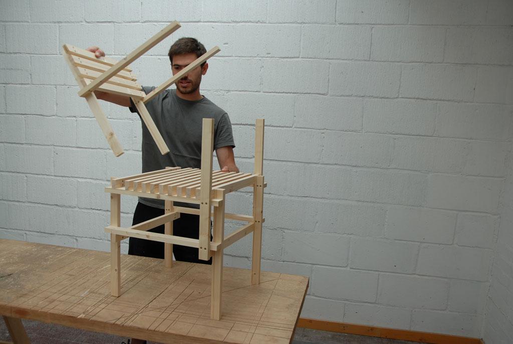 Instrucciones para hacer una silla depto51 blog - Una silla para ...