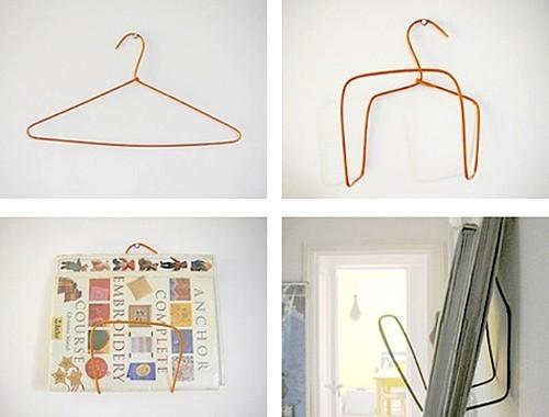 6 ideas para un colgador de ropa depto51 blog for Colgador ropa pared