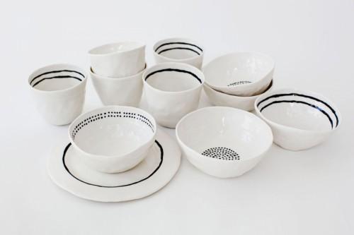 Las cerámicas Kajsa Cramer