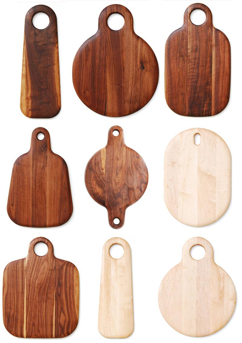 Tablas de madera depto51 blog for Como hacer una tabla para picar de madera