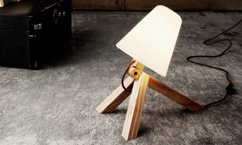Lámpara Spiff