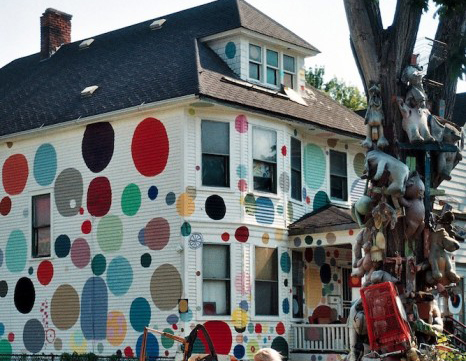 The Heidelberg Project // art or junk?