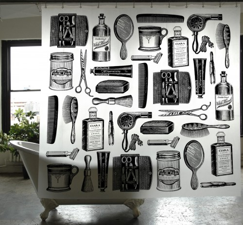 Cortinas de baño ♥