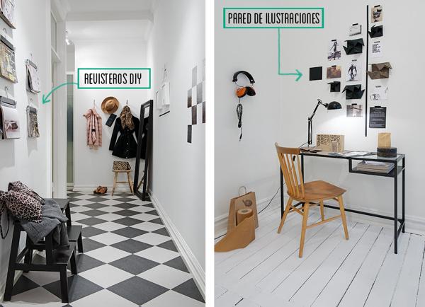 Una casa con ideas diy depto51 blog for Ideas para decorar mi escritorio