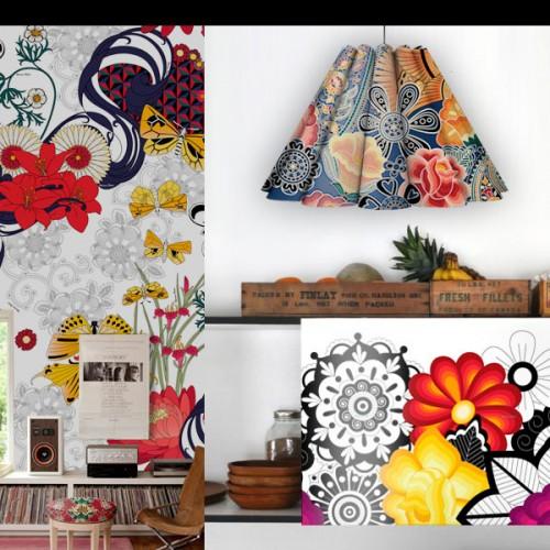 Flores para tu casa / Adriana Barra
