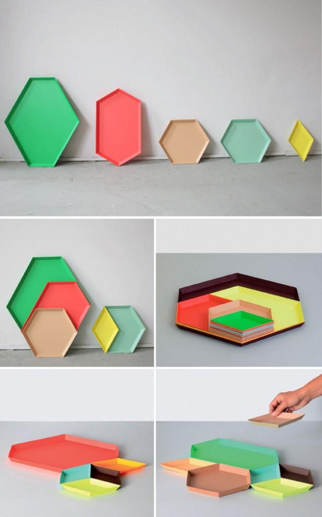 kaleido tray clara von zweigbergk depto51 blog. Black Bedroom Furniture Sets. Home Design Ideas
