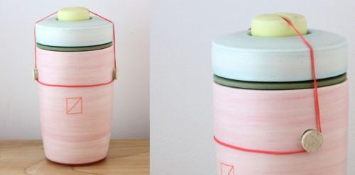 La cerámica de Ben Fiess