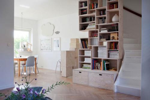 La casa de Petra Bindel