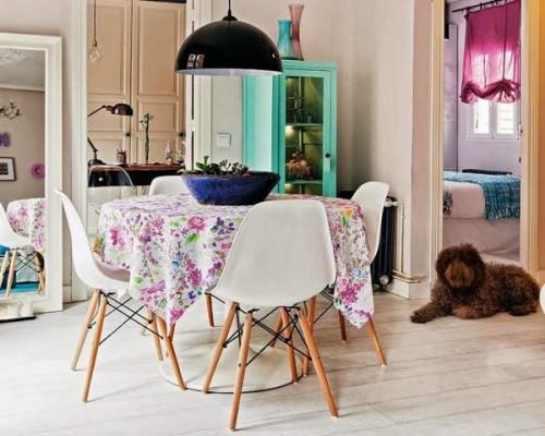 Silla Eames DSW: una silla de diseño y tanto