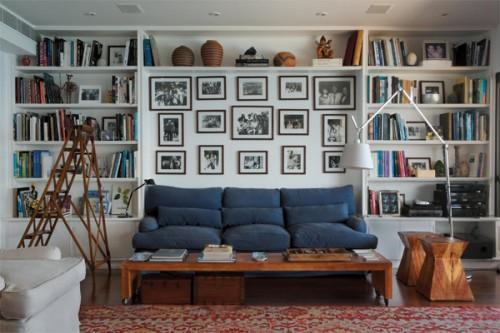 La casa del músico Gilberto Gil