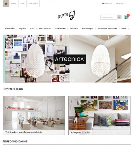 Les presentamos nuestro nuevo sitio web!