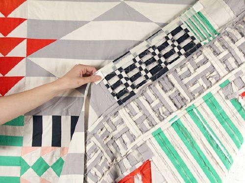 Quilts: tradicionales obras de arte