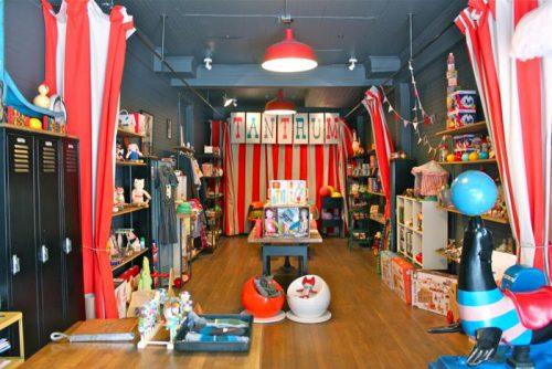 Tantrum Shop: una fiesta circense