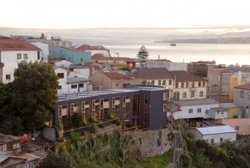 Hotel Cirilo Armstrong, un lujo en la quinta región