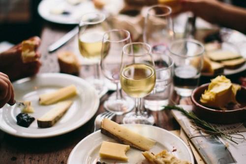 Accesorios para tomar vino