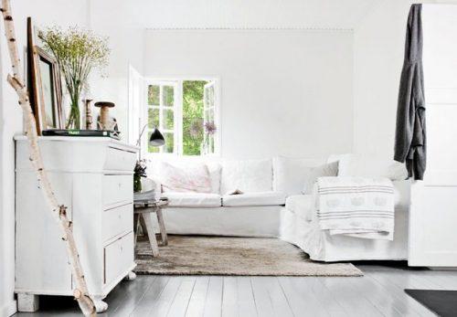 Un espacio luminoso y minimalista