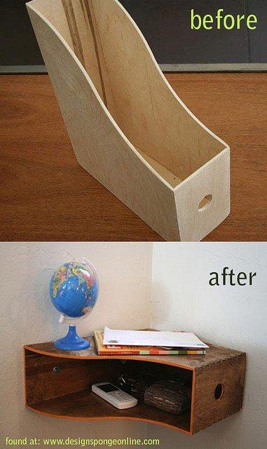 cosas de madera para hacer en casa