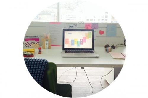 Mi escritorio: Magdalena Maino