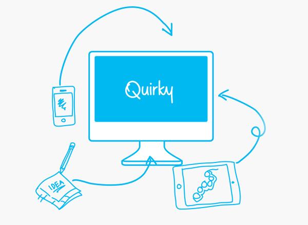 Quirky, productos creados por personas como tú
