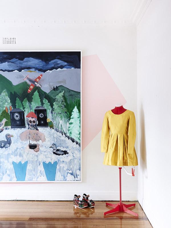 Adelaide-bedroomartwork