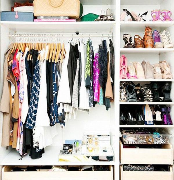 C mo organizar mi cl set depto51 blog - Ordenar armarios de ropa ...
