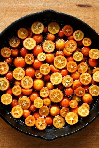 Toque de naranja