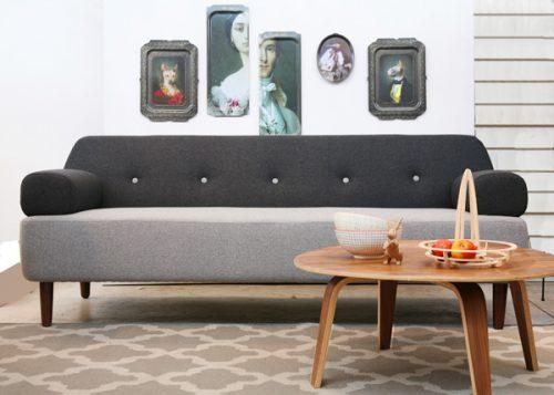 Nuevos sofás y alfombras en The Popular Design