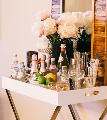 Un pequeño bar en tu casa