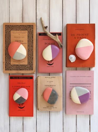 10 ideas para decorar con piedras