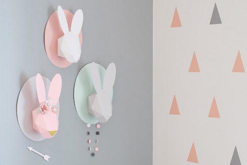 Colorida decoración para niños