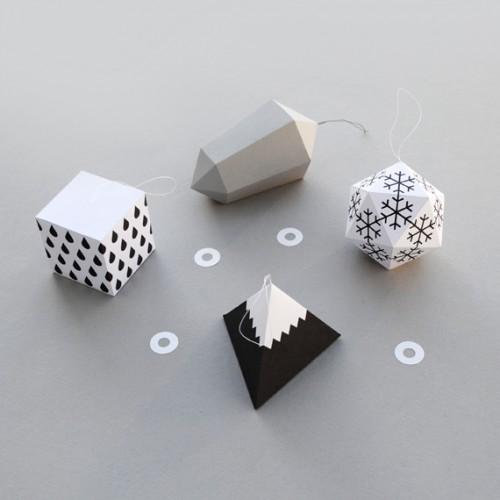 Origami para esta navidad