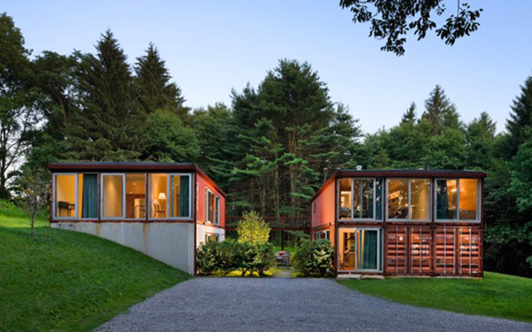 10 casas construidas con containers depto51 blog - Casas con containers ...