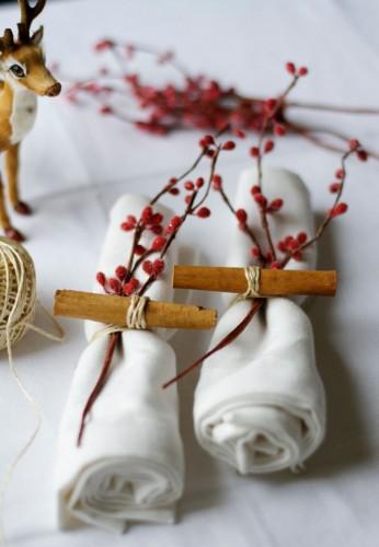 6 detalles para tu mesa navideña
