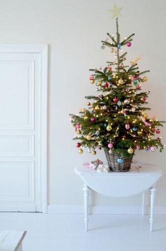 Nuevas opciones de árbol de Navidad