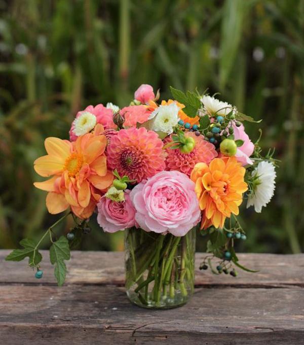 6 consejos para hacer el mejor arreglo floral