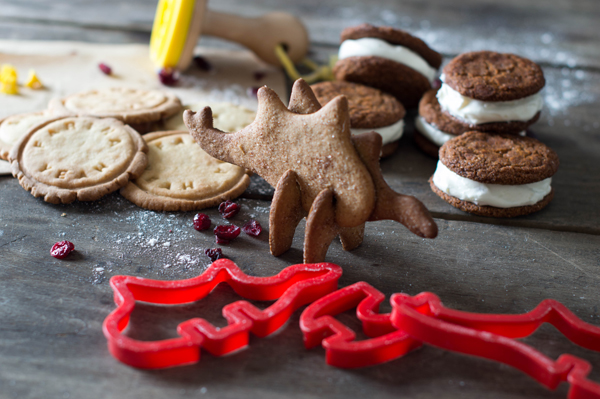 3 increíbles recetas de galletas para esta Navidad