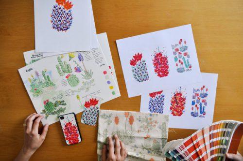 Diseño Destacado: Colección Flor de Chile y Pelham