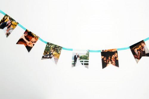 5 formas no pernas de mostrar tus fotos de matrimonio
