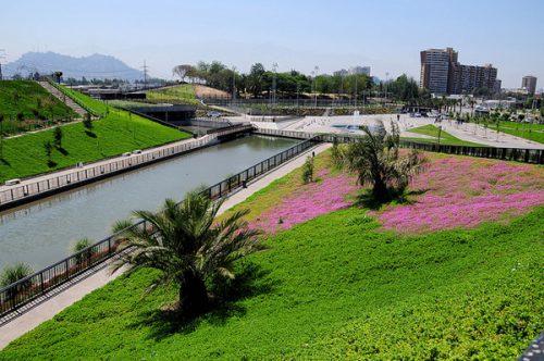 Conoce el nuevo Parque Fluvial Renato Poblete