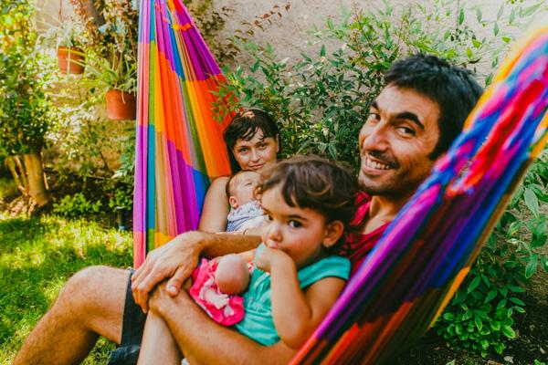 Tomás y Francisca, arquitecto y empresaria
