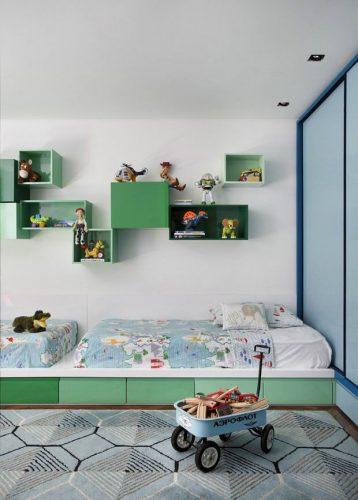 Hermosos dormitorios para niños