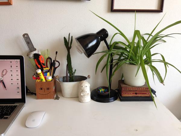 Mi escritorio: Paulo Román