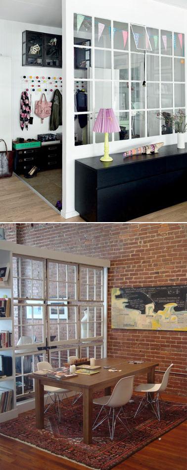 Separadores de ambientes para espacios peque os depto51 blog - Biombos casa home ...
