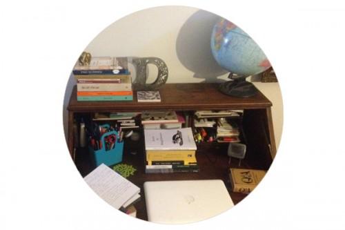 Mi escritorio: Daniela Correa