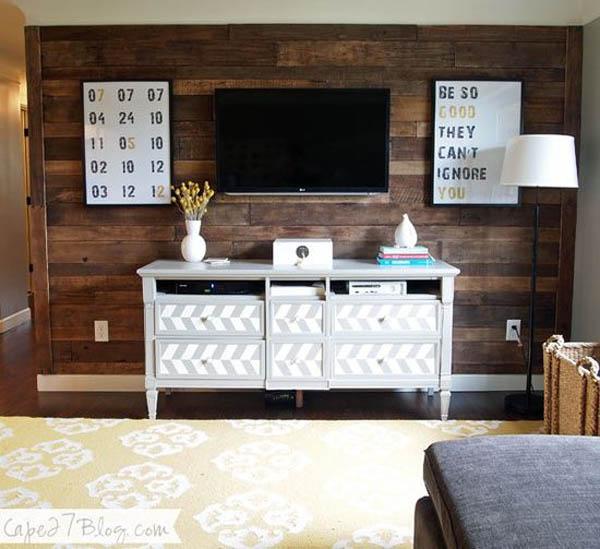 4 opciones para poner el televisor en tu dormitorio - Depto51 Blog