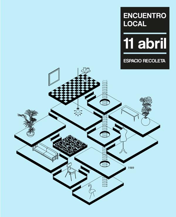 Encuentro local: diseño y manufactura en Espacio Recoleta